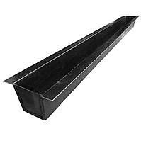 Пластиковая форма 1,5 метра для литья бетонных столбов. Формы из АБС пластика для цементных столбиков.