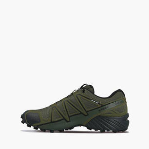 Мужские кроссовки SALOMON SPEEDCROSS 4 (407378) хаки, фото 2