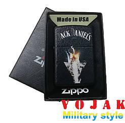 "Запальничка Zippo ""Jack Daniels """