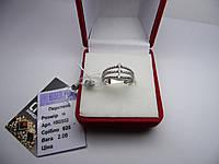 Серебряное кольцо. Размер 20 НОВОЕ