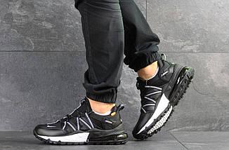 Мужские кроссовки на лето черные, фото 3