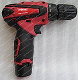 Шуруповерт акумуляторний Nordex CDS 1500/12Li (набір інструменту), фото 9