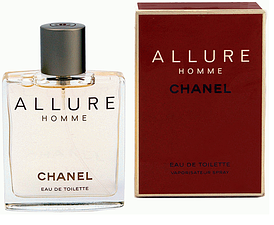 Chanel allure homme (edt 100 ml)