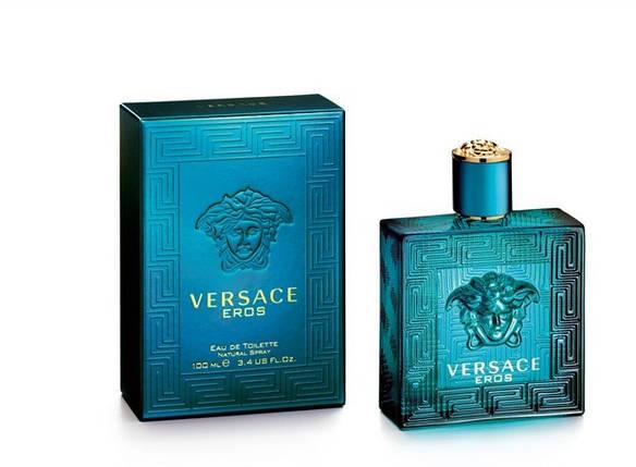 Versace eros (edt 100 ml), фото 2