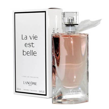 Lancome la vie est belle (edt 100 ml), фото 2