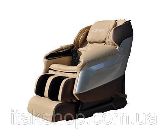 Массажное кресло ZENET ZET 1550 бежевый, фото 2