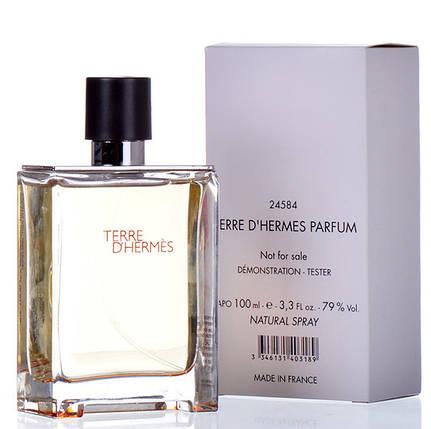 Hermes terre d hermes (Tester 100 ml), фото 2