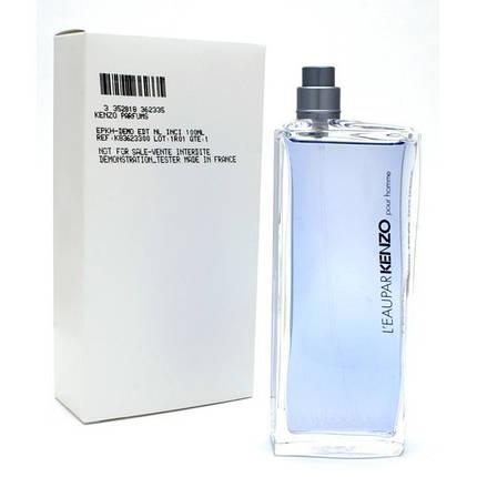 Kenzo l eau par kenzo pour homme (Tester 100 ml), фото 2