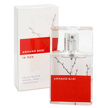 Armand basi in red (edt 100 ml), фото 2