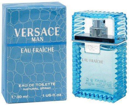 Versace man eau fraiche (edt 100 ml), фото 2