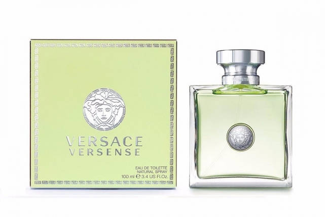 Versace versense (edt 100 ml), фото 2