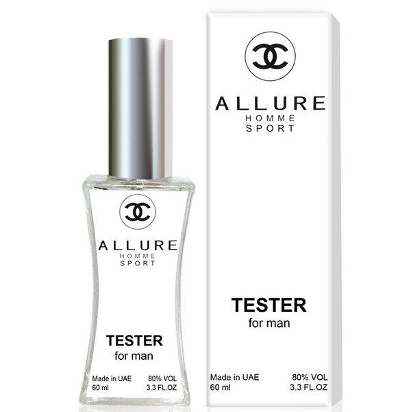 Тестер Chanel Allure Homme Sport (edp 60ml)
