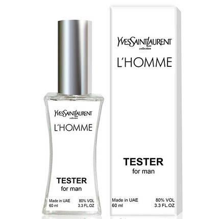 Тестер Yves Saint Laurent L'Homme (edp 60ml), фото 2