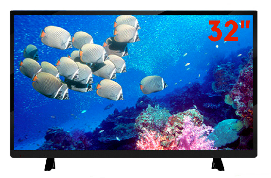 "Телевизор LCD LED Comer 32"" Smart TV - WiFi - Android"