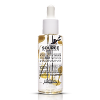 Масло питательная для сухих волос лаванда и цветы жасмина L'Oreal Source Essentielle, 70 мл