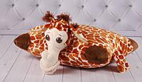 Детская подушка складушка Жираф, фото 1