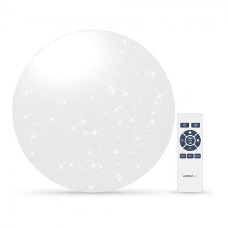 Светодиодный LED светильник STAR 48Вт 2800-6000К 3600Lm накладной, функциональный, диммируемый