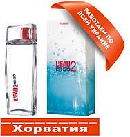 Kenzo L`eau 2 pour femme Хорватия Люкс качество АА++ парфюм кензо копия