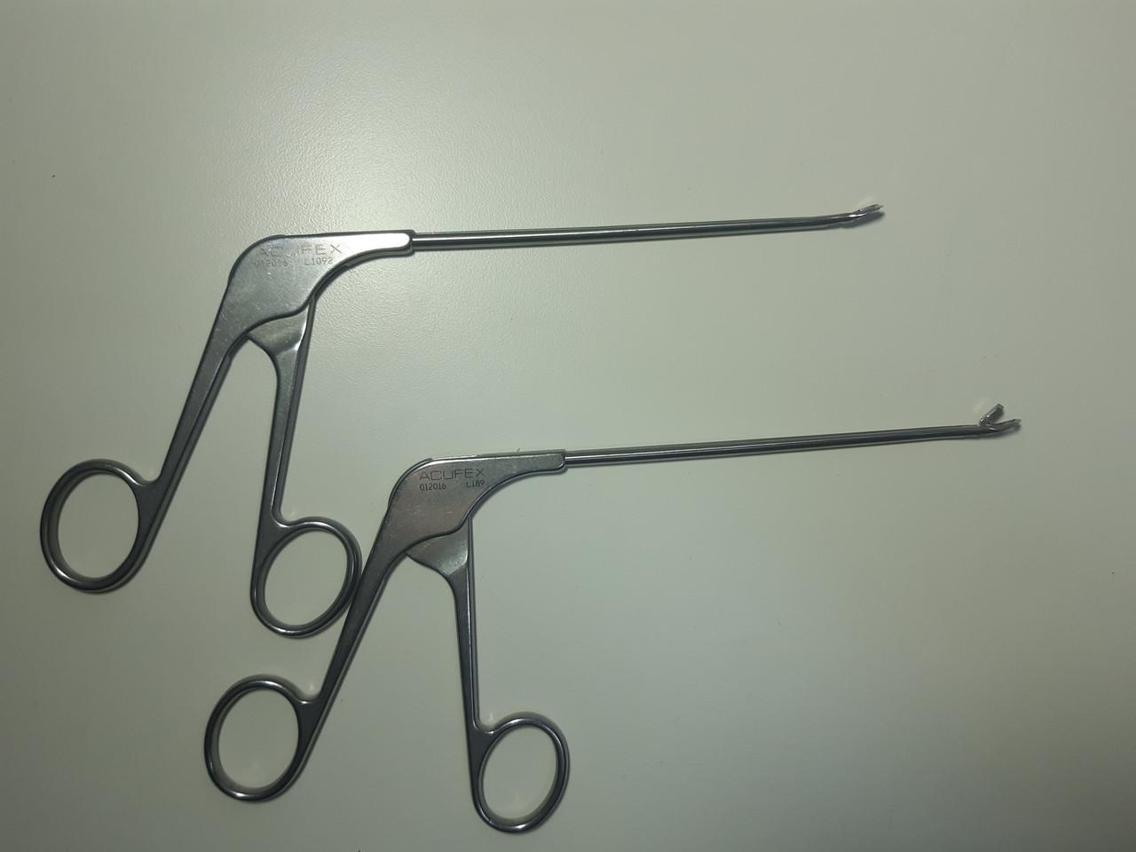 Выкусыватель  хирургический артроскопический изогнутый под углом Acufex
