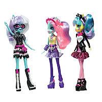 Куклы My Little Pony Пони Фотомодели Фотофиниш Вайолет Блур Пиксель Пиццаз Девушки Эквестрии Hasbro
