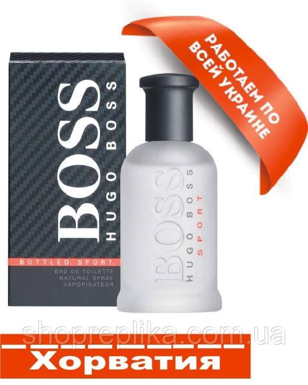 Hugo Boss Hugo Boss Bottled Sport Хорватия Люкс копия АА++  Хьюго Босс Ботлд Спорт