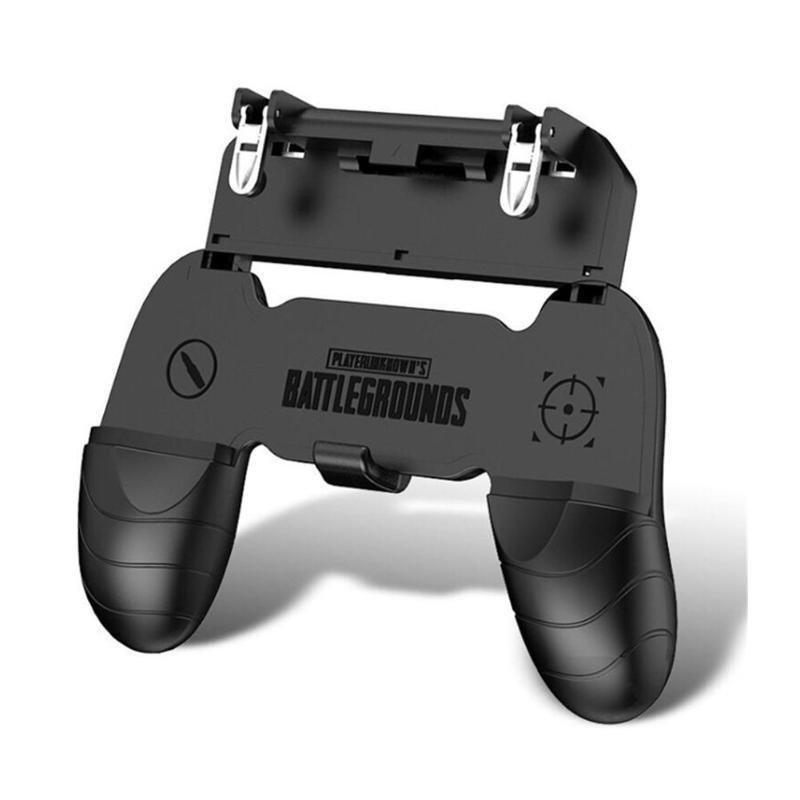 Мобильный геймпад джойстик MGC PUBG Mobile W18 Black