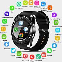 Смарт-часы Smart Watch V8 (умные часы с камерой), фото 2