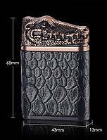 USB зажигалка Alligator в подарочной упаковке