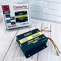 Инвертор, преобразователь Ukc DC/DC 24v-12v 20 A