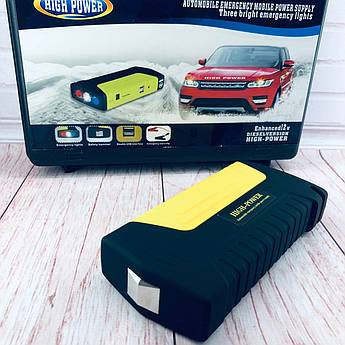 Пусковое устройство для автомобиля Jumpstarter T15A 50800 mAh