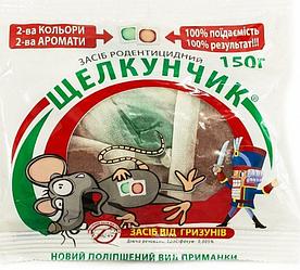 Щелкунчик - тесто в ф.п. (зел.+красн.) 150г