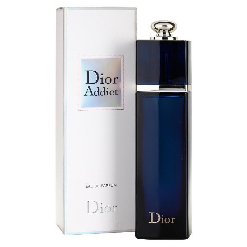 Женская парфюмированная вода Christian Dior Addict 100ml