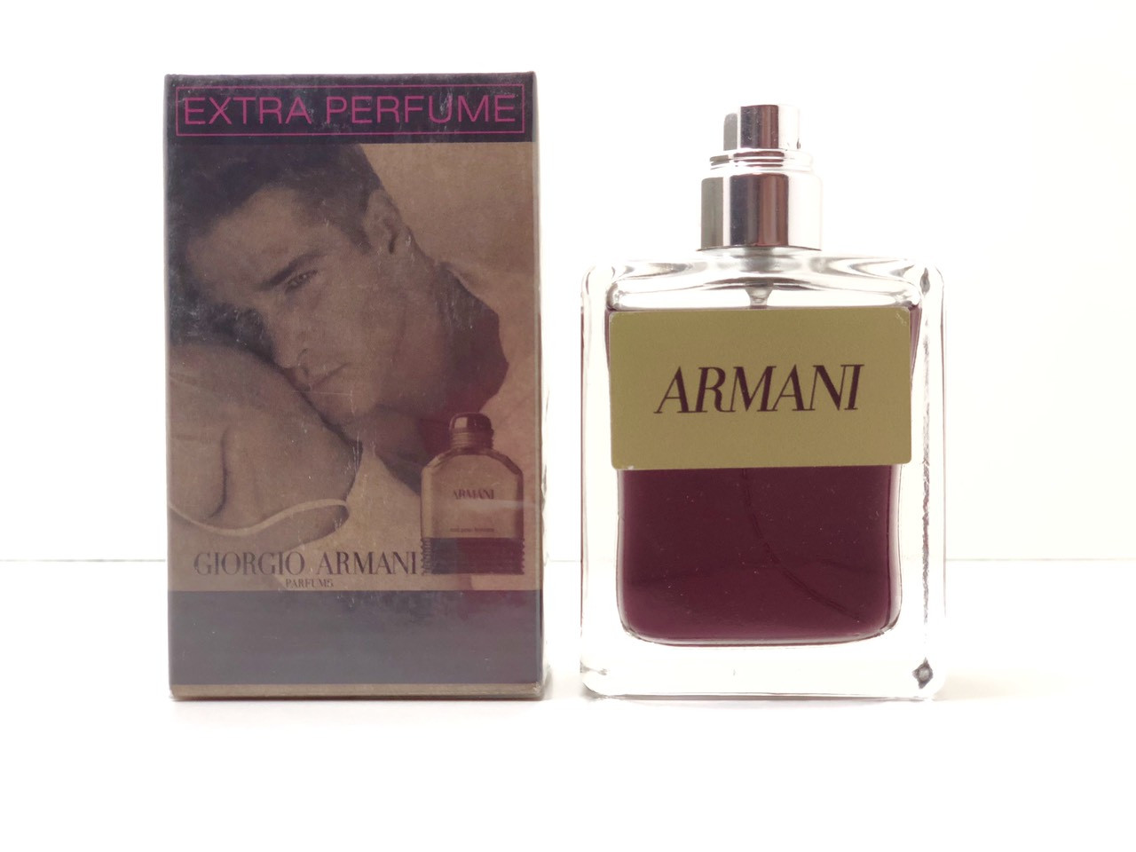 Парфюмированная вода мужская Extra perfume Giorgio Armani (Джорджио Армани) 50 мл