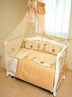 """Детский постельный комплект Twins """"Африка"""", фото 1"""