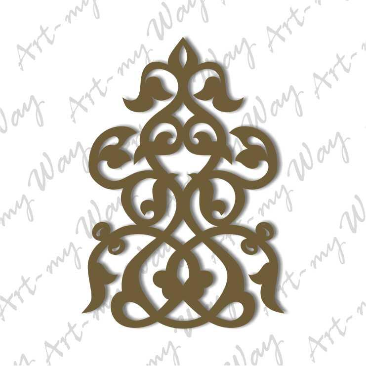 Декор - арабика1-7 см