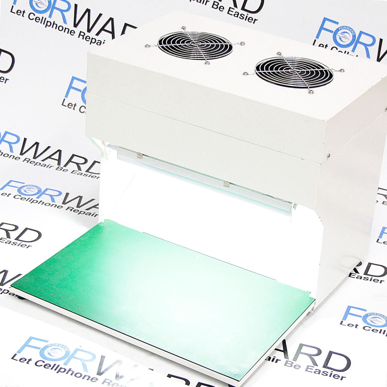 Рабочий стол Forward F-D680 с вытяжкой и подсветкой