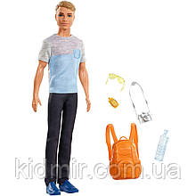 Кукла Барби Кен Путешествие Barbie Fashionistas Ken