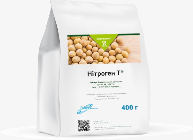 Инокулянт Нитроген Т Химагромаркетинг - 0,4 кг.