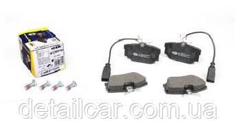 """Колодки тормозные задние VW Transporter T4 1.9-2.8 07.1990-04.2003 >; """"R16""""  """"ICER"""" 181393-700 - Испания, фото 1"""