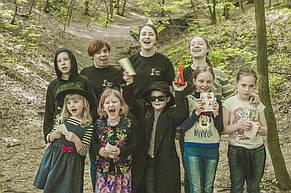 Квест на день рождения для Олега, 6 лет 05.05.2019 6