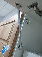 Підйомник (ліфт) газовий амортизатор GIFF ALTO L=245мм, фото 1