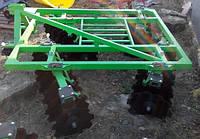 Дисковая борона 4х секиционная - 3,10 метра (28 дисков), фото 1