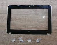 Корпус HP Mini 210-2005sl (рамка и стекло матрицы) для ноутбука Б/У!!! ORIGINAL