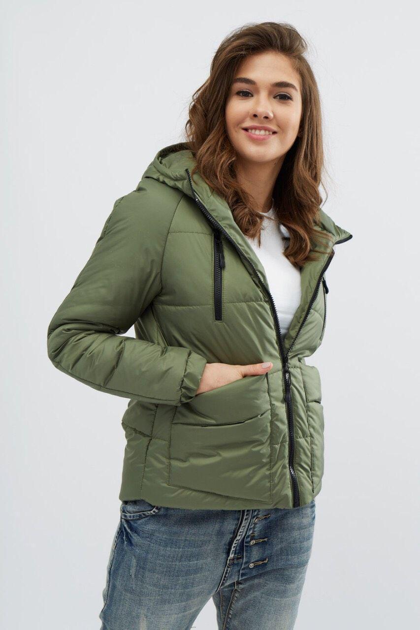 Демисезонная женская куртка К 0043 с 02