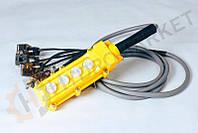 Пульт управления гидробортом 4 кнопки (электрогидравликой)