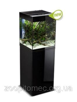 Аквариум Aquael (Акваэль) Glossy Cube черный 135л, 50*50*63 см