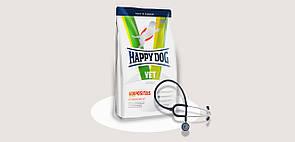 Корм Happy Dog Vet Diet Adipositas Хеппи Дог дієта для собак з надлишковою вагою 12,5 кг