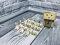 *10 шт* / Перегородка для конфет / 150х150х30 мм / 16 ячеек / Маленьк / печать-Весна / лк / цв, фото 1