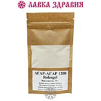 Агар-агар пищевой 1200 Rokogel ТМ, 30 г, Испания