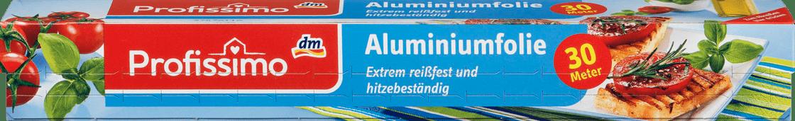 Пищевая алюминиевая фольга Profissimo, 30 м.